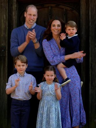 Фото №3 - Будущая королева и Первая леди: как Кэрри Симондс копирует стиль Кейт (и зачем)