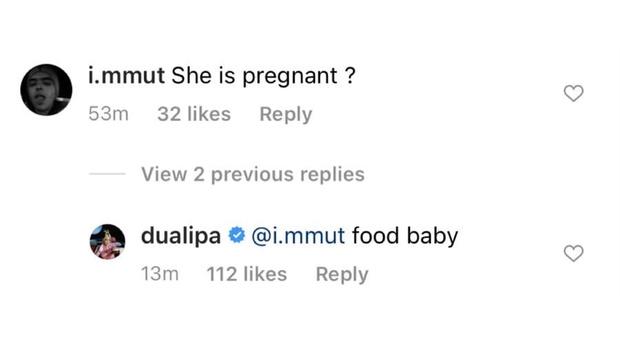 Фото №3 - Дуа Липа забавно опровергла слух о беременности