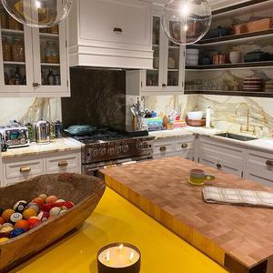 Фото №1 - Как живет Джиджи Хадид: звезда показала свой новый дом изнутри