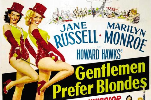 «Джентльмены предпочитают блондинок»