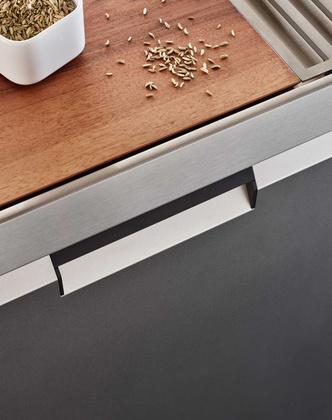 Фото №7 - Shape: новая стильная кухня Poliform