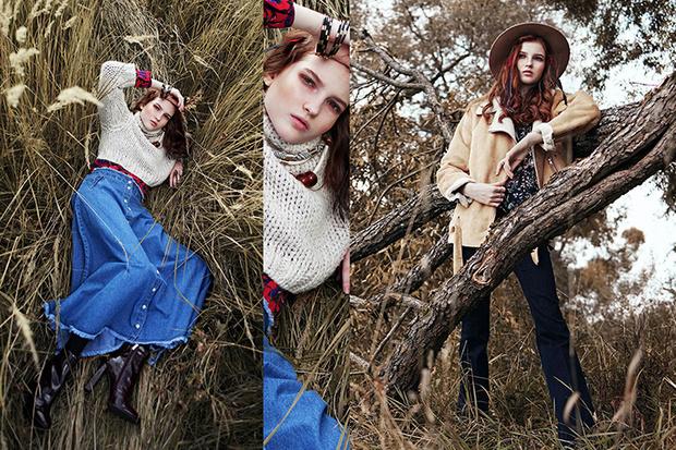 Фото №2 - Советы, как носить вещи в стиле бохо