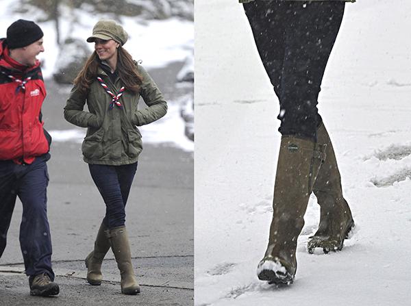 Фото №36 - Туфелька для Золушки: какую обувь носит Кейт Миддлтон