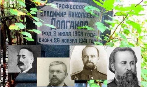 Фото №1 - Чтобы помнили. Старинные могилы петербургских врачей спасает скромная учительница музыки