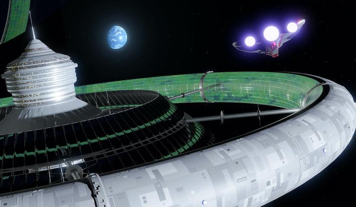 Фото №2 - До Луны и обратно: к вопросу о колонизации спутника Земли