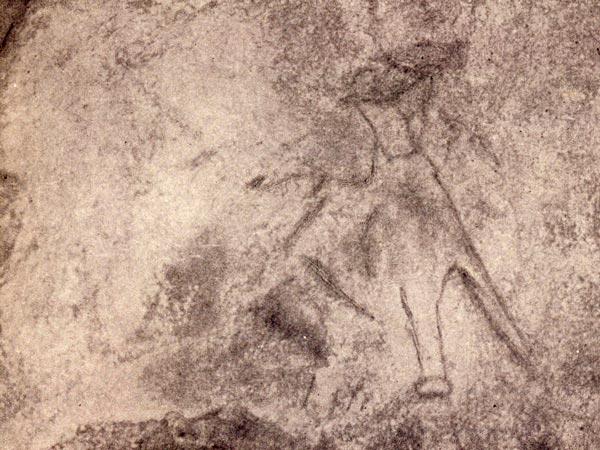 Фото №2 - Древнейший художник земли