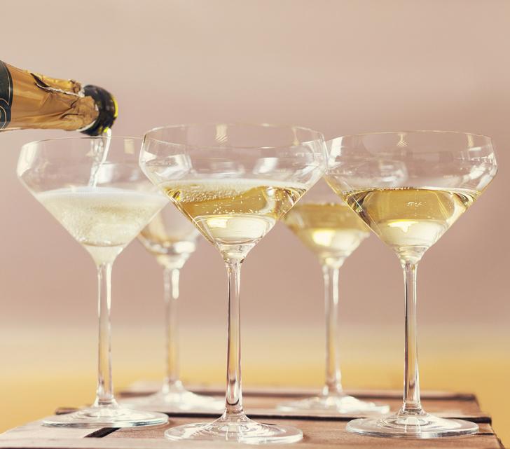 Фото №1 - Физики объяснили, как размер пузырьков влияет на вкус шампанского
