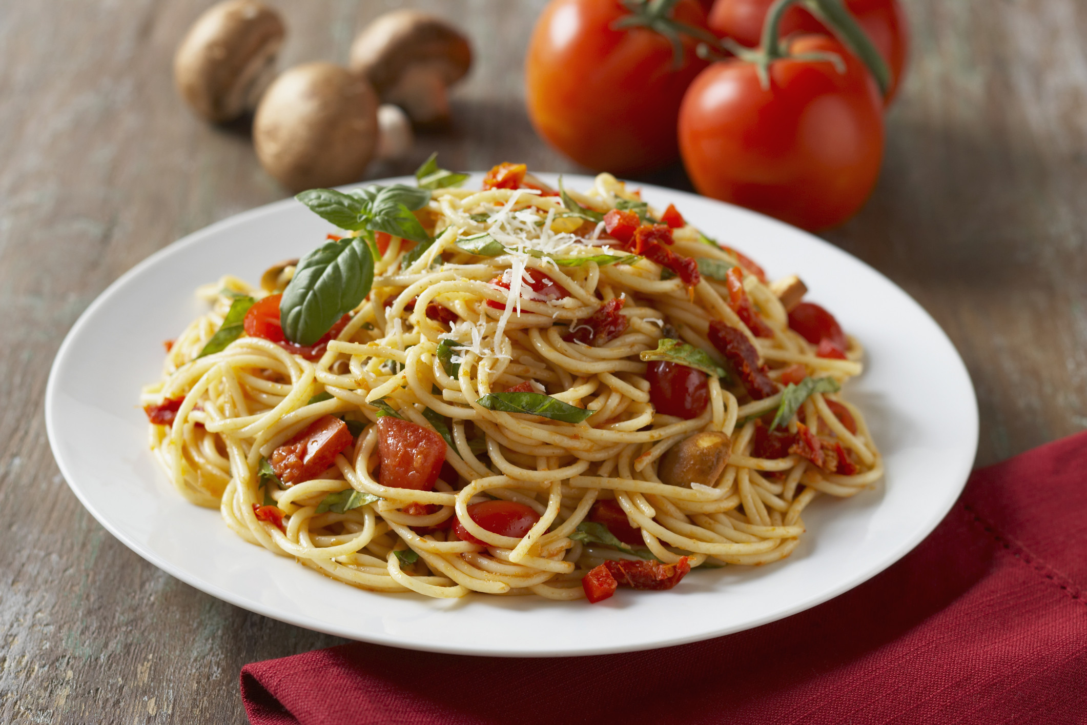 рассказать блюда из спагетти рецепты с фото педжета может