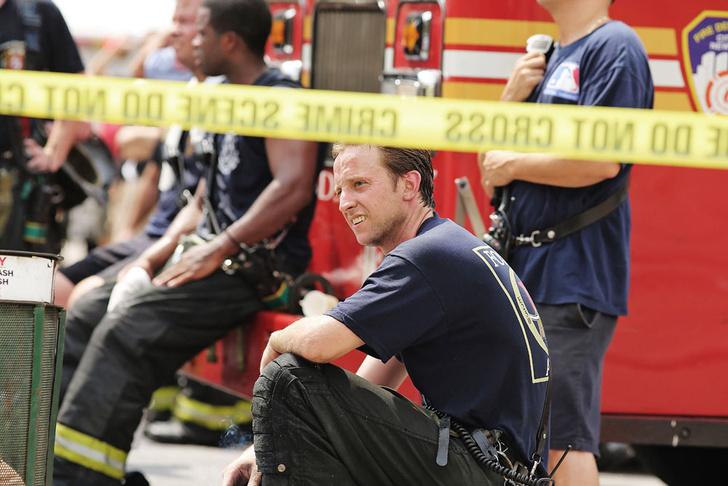 Фото №11 - Подвиг по расписанию: как работают спасатели службы 911