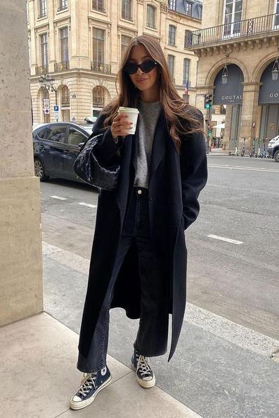 Фото №3 - Тренды 2021: что носить с пальто, чтобы поразить всех этой весной