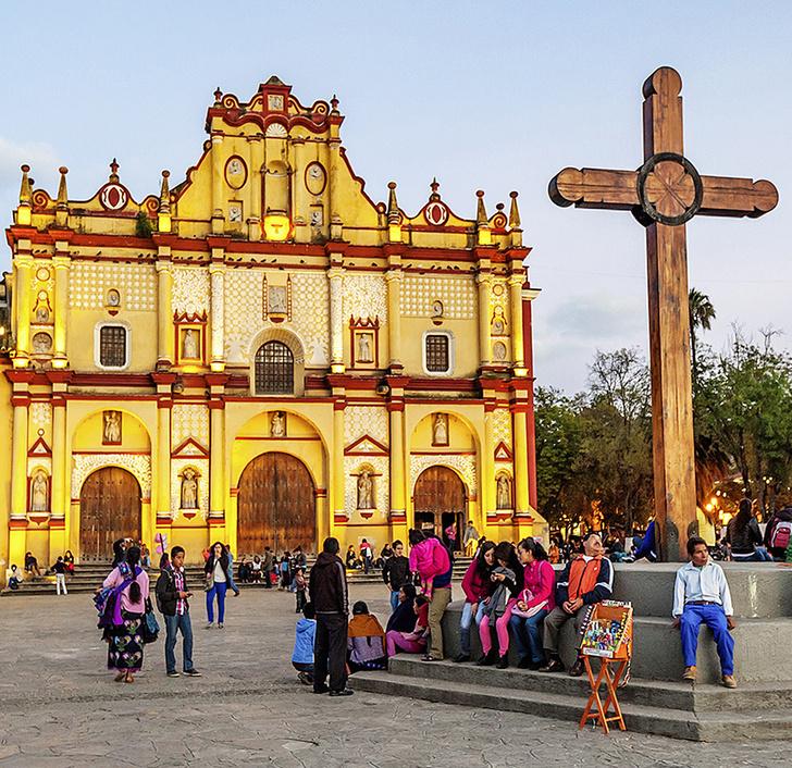 Фото №4 - Новый мир в штате Чьяпас: жизнь революционных сапатистов в Мексике