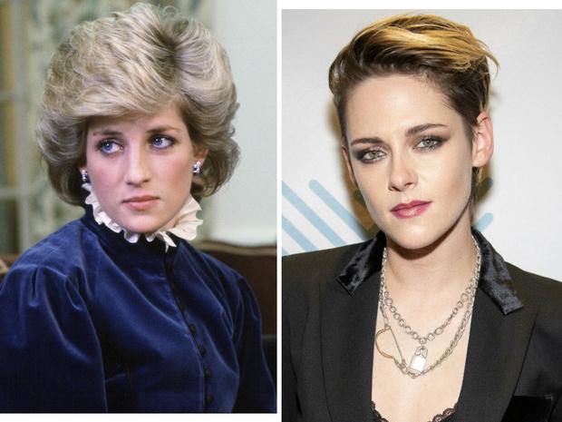 Фото №1 - Удивительное сходство: первое фото Кристен Стюарт в роли принцессы Дианы