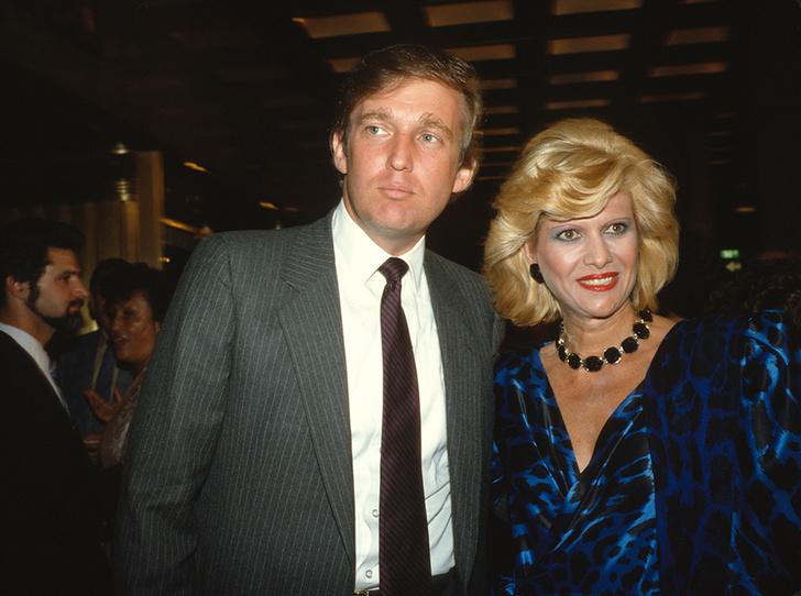 Фото №6 - 5 вещей, которым Дональд Трамп никогда не изменял