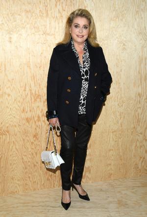 Фото №27 - Мода без возраста: самые стильные звезды старше 60 лет