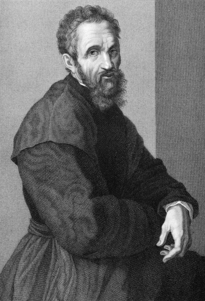 Фото №1 - Итальянский врач поставил Микеланджело посмертный диагноз