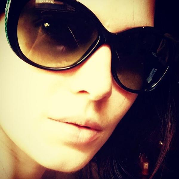 Фото №17 - Звездный выбор: солнцезащитные очки Bulgari