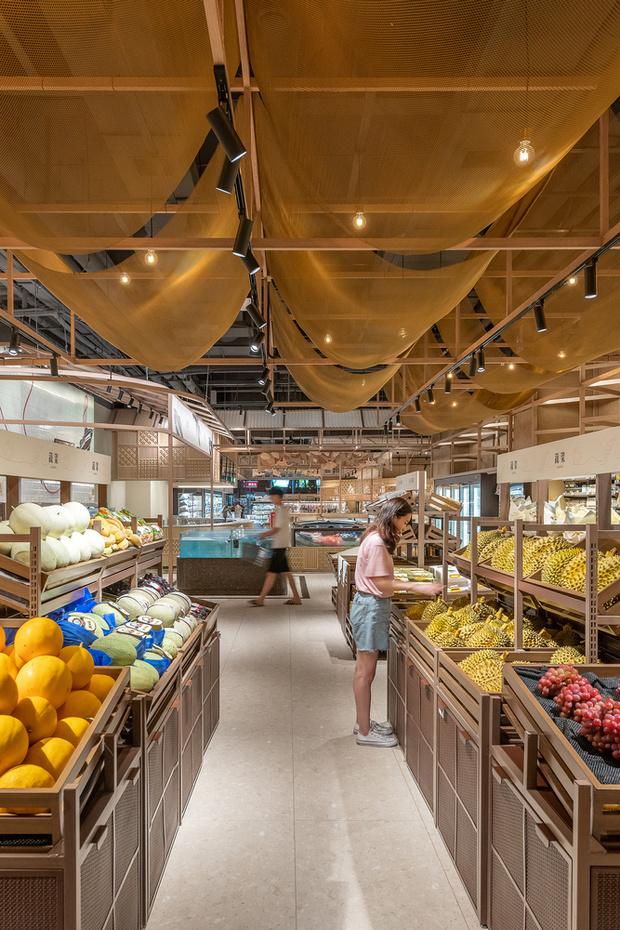Фото №2 - В лучших традициях: супермаркет в Шанхае