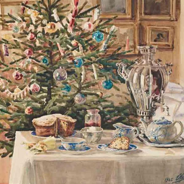 Фото №20 - Как отмечали Рождество в Русской императорской семье