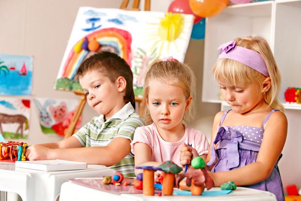 Фото №1 - Составлен список самых элитных детских садов России
