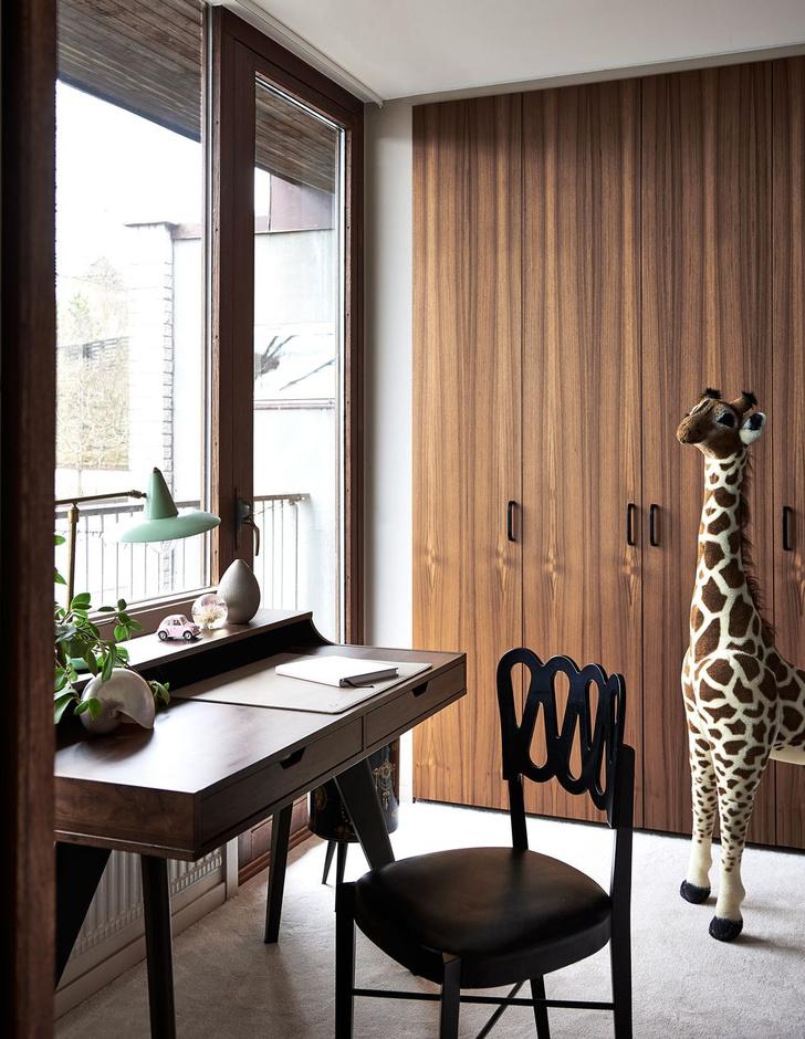 Фото №17 - Двухэтажная вилла в Швеции для семьи дизайнеров