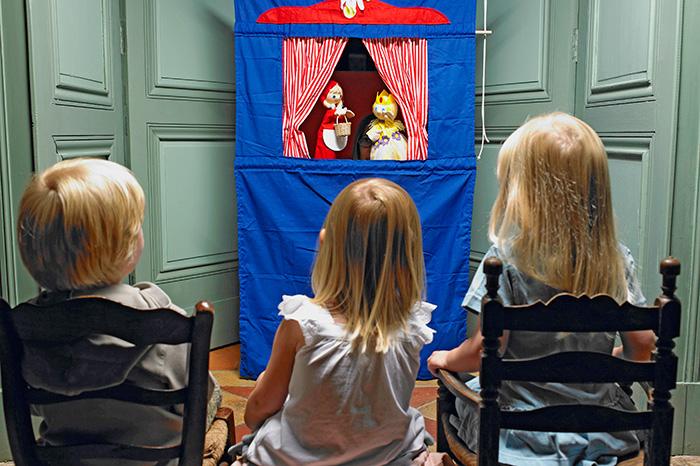 Фото №2 - Малая сцена: знакомим ребенка с театром