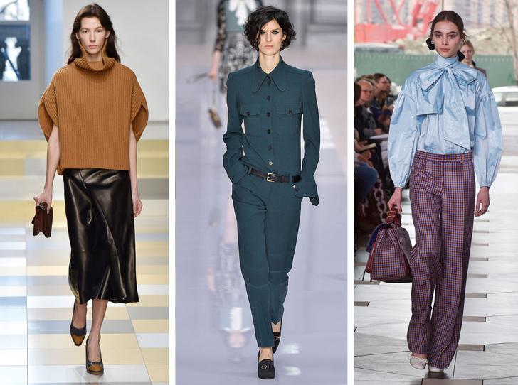 Фото №1 - И в тренде, и в офисе: 7 самых модных идей одежды для работы