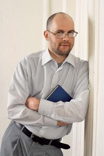 АЛЕКСЕЙ ИВАНОВ, писатель