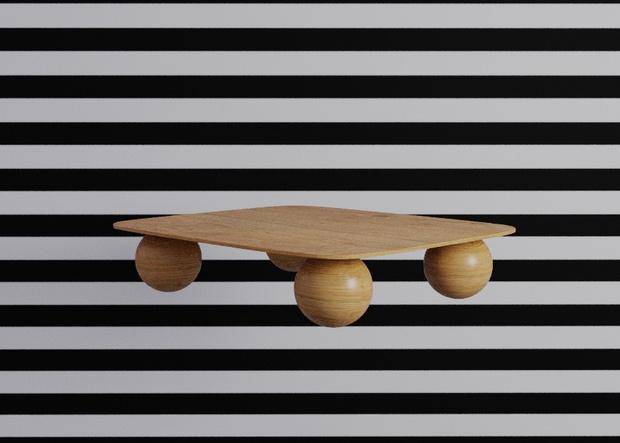 Фото №8 - Дебютная коллекция столов от KOS studio