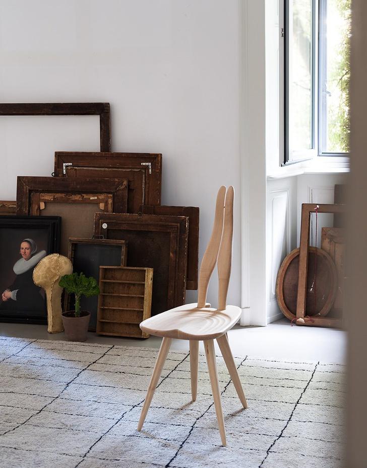 Фото №2 - Коллекция мебели по проекту Карло Моллино от Zanotta