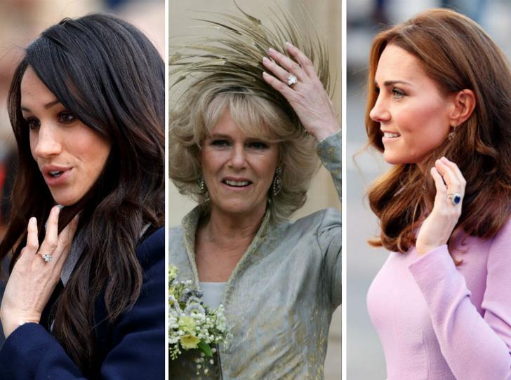Фото №1 - Кейт, Камилла или Грейс Келли: чье помолвочное кольцо самое дорогое