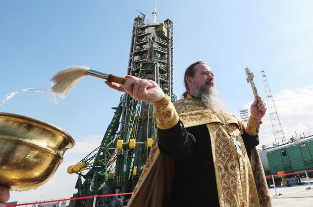 Фото №1 - РПЦ предложила перестать благословлять баллистические ракеты