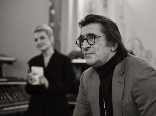 Фото №8 - Рената Литвинова и Юрий Башмет: теплый разговор перед Новым годом