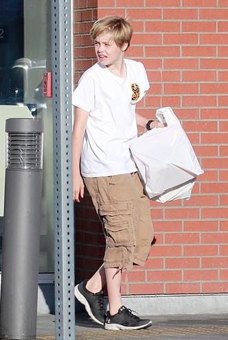 Фото №12 - В тренде с пеленок: как одеваются дети голливудских звезд— Шейк, Дженнер и других