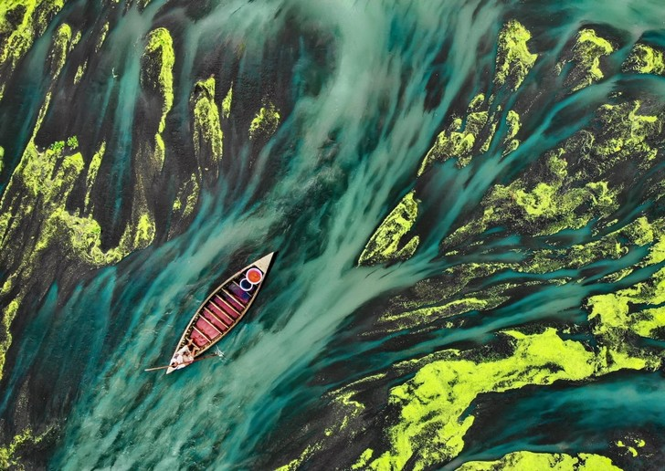 Фото №1 - Акварельная река