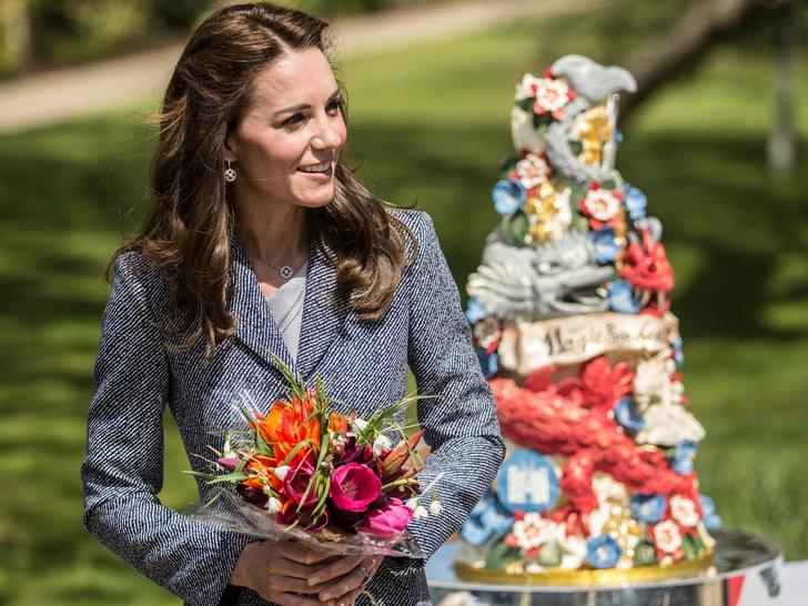 Фото №1 - Самая важная для Кейт традиция, связанная с днями рождения ее детей
