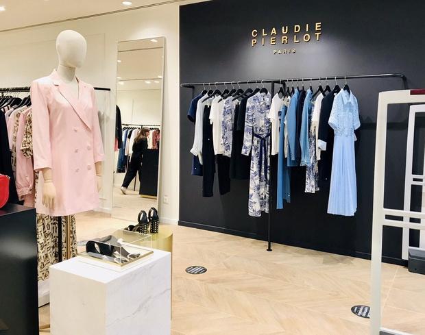 Фото №7 - Шопинг после пандемии: Sandro, Maje и Claudie Pierlot открыли новые бутики