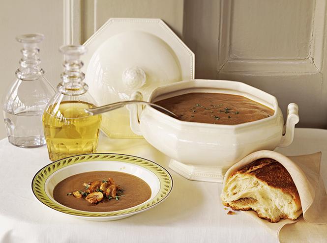 Фото №2 - Что приготовить из каштанов: суп и пирог по-французски