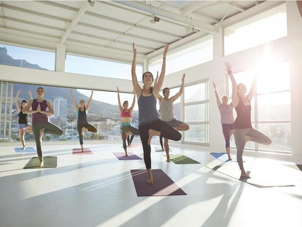 Фото №1 - 5 неожиданных причин, почему йога улучшает кожу лица