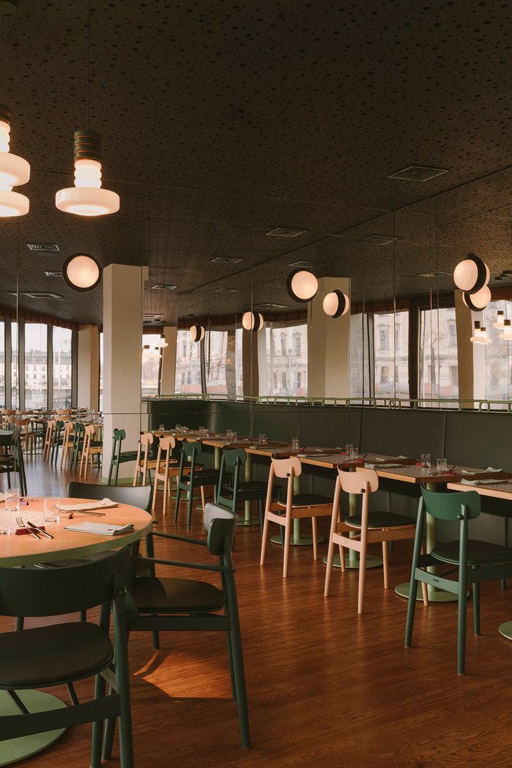 Фото №8 - Ресторан с видом на реку в Ворцлаве
