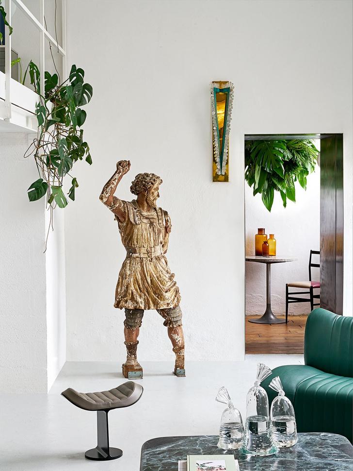 Фото №13 - Миланская студия дизайнера Томмазо Спинци