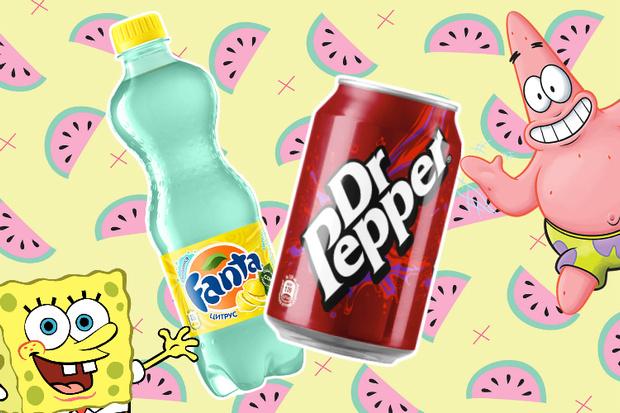 Фото №2 - Спасибо, Coca-Cola! Нас ждет Fanta «Цитрус» и Dr Pepper