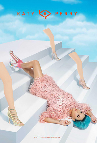 Фото №3 - Кэти Перри, Сара Джессика Паркер и другие звезды, создающие обувь