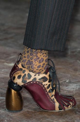 Фото №89 - Самая модная обувь сезона осень-зима 16/17, часть 2