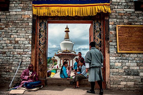 Фото №9 - Свобода под надзором: репортаж из Бутана