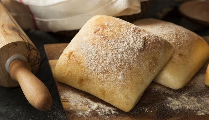 Фото №1 - Домашний хлеб по рецепту французского пекаря