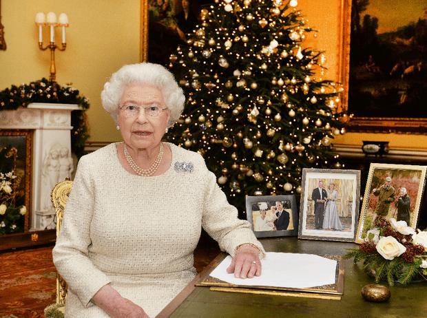 Фото №2 - 6 традиций Виндзоров, которые Гарри и Меган нарушат в это Рождество