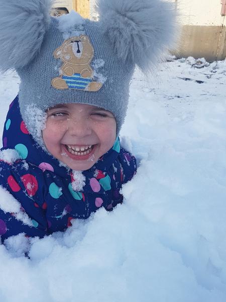 Фото №18 - Мой крошка-озорник: голосуем за самое милое детское фото!