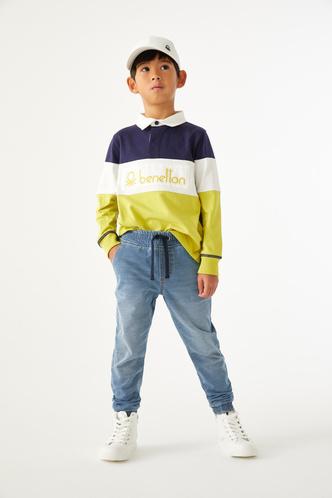 Фото №11 - Как собрать ребенка в школу: стильные образы из коллекции United Colors of Benetton
