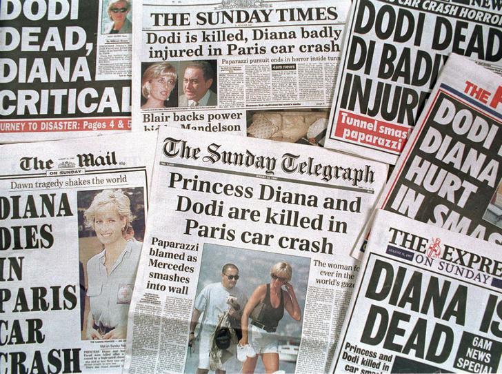Фото №3 - Что сказала Королева, узнав о гибели принцессы Дианы