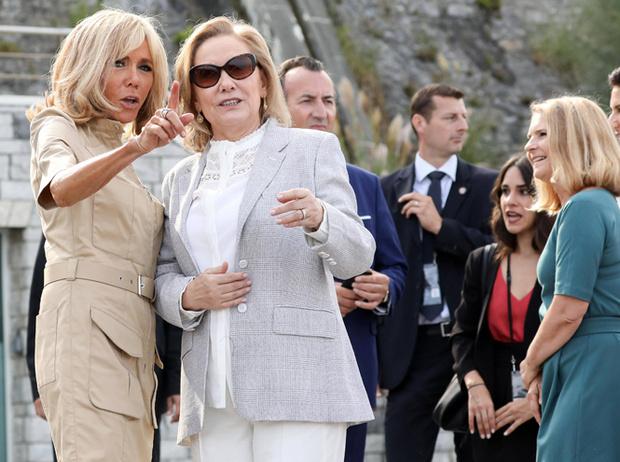 Фото №11 - G7 в Биаррице: как выглядят жены лидеров «Большой семерки»